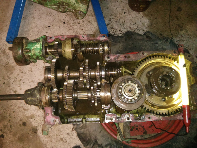 D25 Dichtsatz Dichtungen passend für Deutz FL 612 Motor F1L612 11-er F2L612